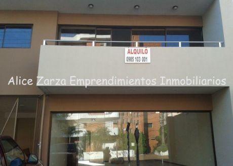 Alquilo Amplio Showroom Con Oficinas En PerÚ C/ Herrera
