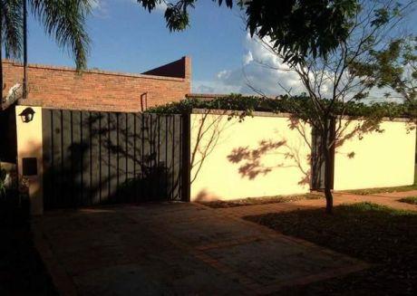 Vendo  Casa A Estrenar En Mariano Roque Alonso, Bo. San Miguel,  /aeropuerto