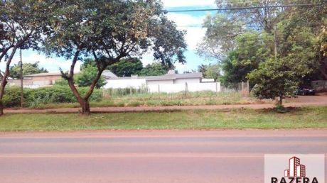 Um Terreno Em Sinuelo- Santa Rita Py.