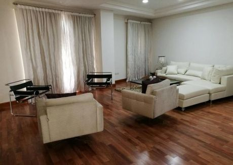 Departamento Amoblado Premium De Tres Dormitorios Sobre Avda Santa Teresa