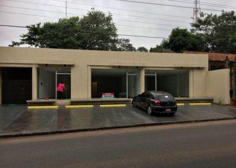 Salones A Estrenar Sobre Rio Apa Lambare