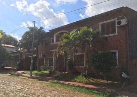 Alquilo Casa En Lambare 3.800.000gs