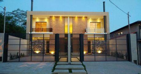 Duplex A Estrenar En Lambare Zona Hospital Del Corazon Hermoso!