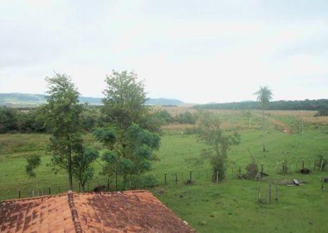 Paraguari Terreno 1.000 Has Sobre Ruta Asfaltada