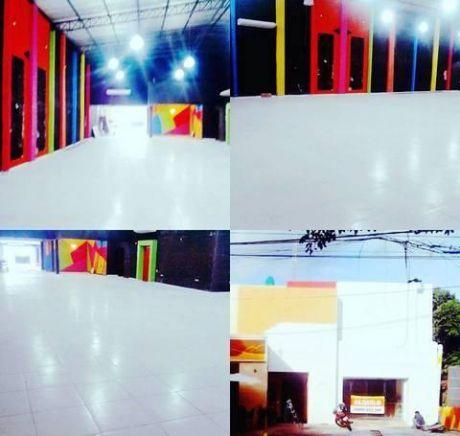 Showroom Climatizado 500mts2 ! P/ Bancos, Financieras, SalÓn De Eventos, Etc.