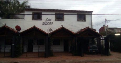 Zona Garden Club, Condominio Las Rocas, Luque.