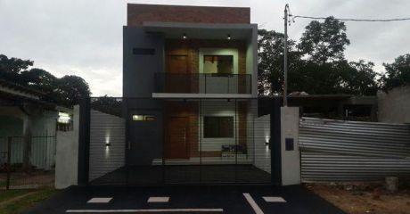 Duplex A Estrenar En Lambare - Terminaciones De Primera