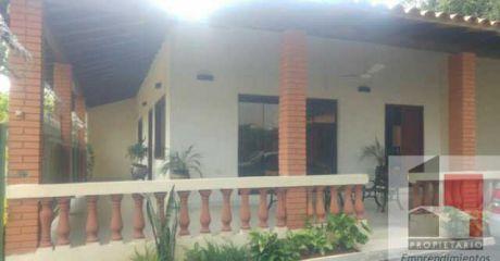 Vendo Casa En Lambare A 2 Cuadras De Cacique