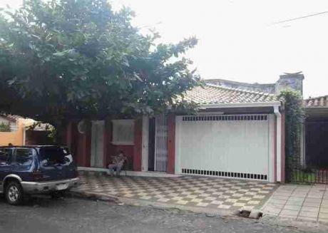 Vendo Hermosa Casa En Asunción – Barrio River Plate
