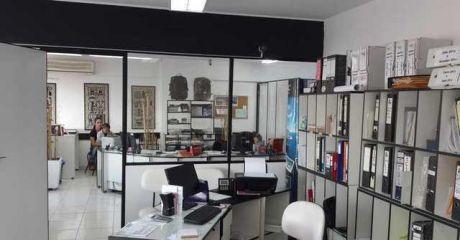 Vendo Oficina En El Microcentro De Asunción.