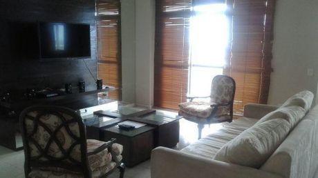 Alquilo Departamento Amoblado 3 Habitaciones En Suite, 2 Cocheras Z/centro