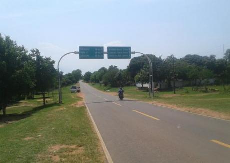 Sobre Ruta !!!terreno De 1ha, En Mbatovi., En El Cerro!!1