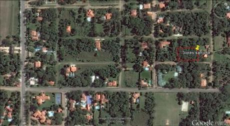 3 Hermosos Lotes Juntos En La Urbanizacion San Jose 1080m2. Sanbernardino