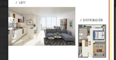 Loft En Edificio Mondrian - Villamorra.