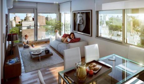 Apartamentos En Parque Rodó