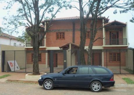 Vendo Duplex A Estrenar De 3 Dormitorios Con Piscina Zona La Municipalidad De Asunción