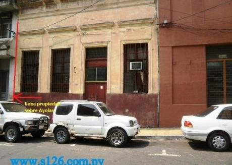 Local Comercial En Venta En Asuncion – Centro
