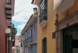 Alquiler en La Paz