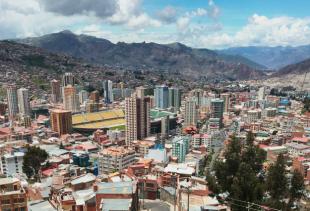 Venta en La Paz