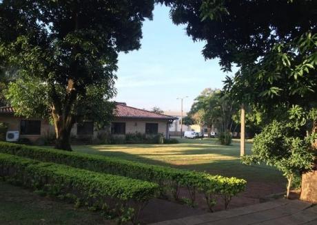 Vendo Tinglados Y Oficinas, San Lorenzo, Zona Lasca