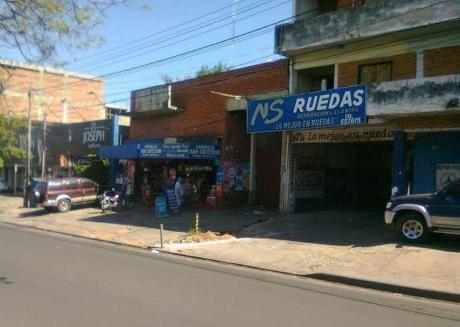 Vendo Locales Y Deposito. Sobre La Avenida Fernando De La Mora