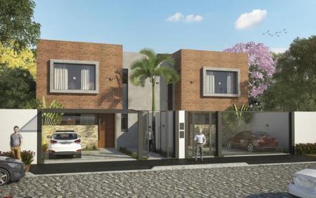 Vendo Duplex En  Villa Adela, Luque