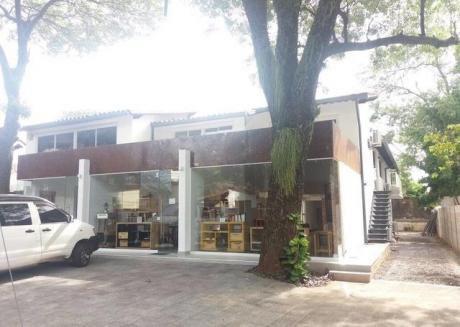 Alquilo Oficina Corporativa Villa Morra