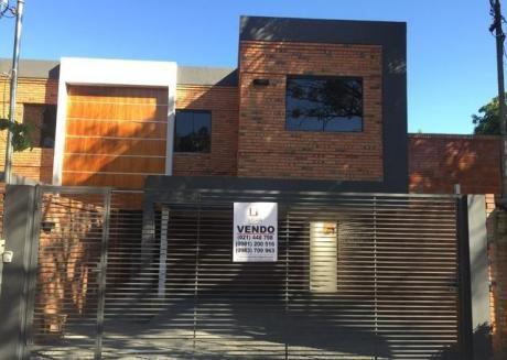 Vendo Duplex En San Lorenzo. A Estrenar