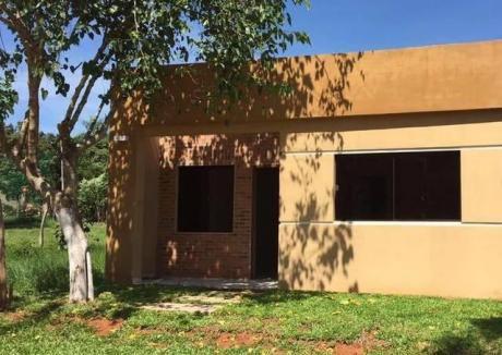 Vendo Duplex En Aregua