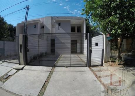 Alquilo DÚplex Minimalista. Zona Mburucuya