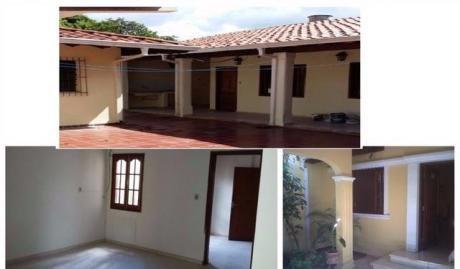 Barrio San Vicente Prox. A Avda. Felix Bogado Alquilo Comoda Casa