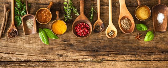Una cocina con los secretos de un chef