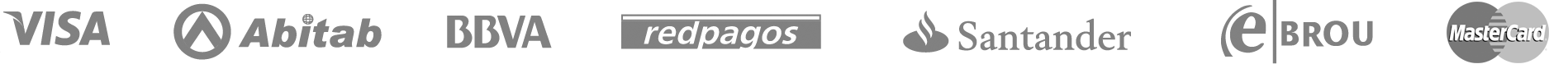 Métodos de pago Uruguay
