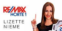 Lizette Nieme Agente REMAX NORTE 1