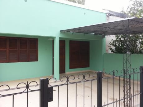 Casa En Alquiler En Salto, Salto