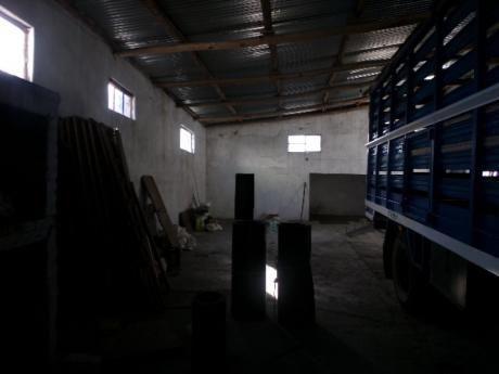 Galpón En Alquiler En Minas, Lavalleja