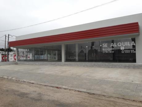 Local Comercial En Alquiler En San José De Mayo, San José