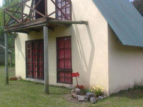 Casa En Alquiler Turistico En Balneario Fomento, Colonia