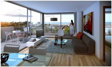 ¡espectacular Apartamento De 2 Dormitorios! A Pasos De La Rambla En Puerto Del Buceo