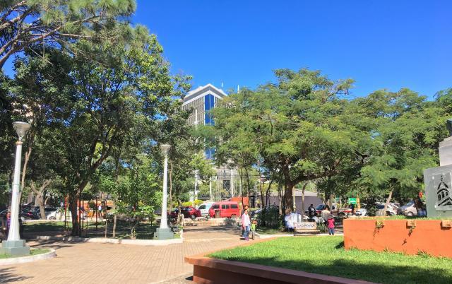 Ocho lugares para disfrutar la primavera en Asunción
