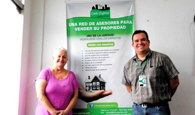 Profesionales destacados: Claudio Hurtado de Links Express Bienes Raíces