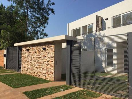 Vendo Hermoso Duplex (4) En Luque A Cuadras Del Centro