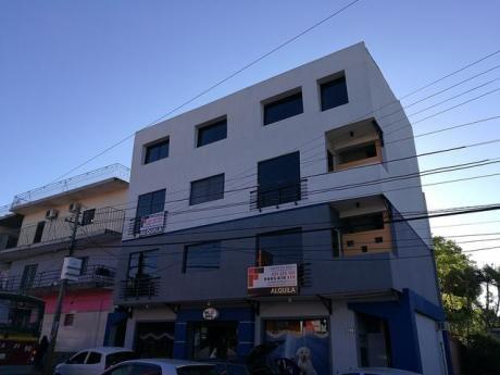 Alquilo Departamento 1 Y 2 D. Semi Nuevo En Fernando De La Mora