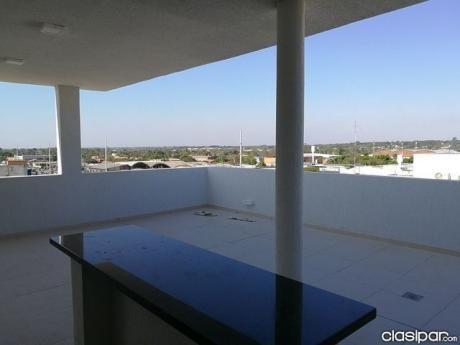 1 Y 2 D. Impecable Zona Mdme. Lynch Y Santa Teresa Alquilo Edificio Maria Estela