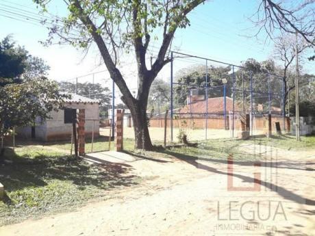 Vendo Dos Terrenos Juntos En Mariano Roque Alonso A Pasos De La Transchaco