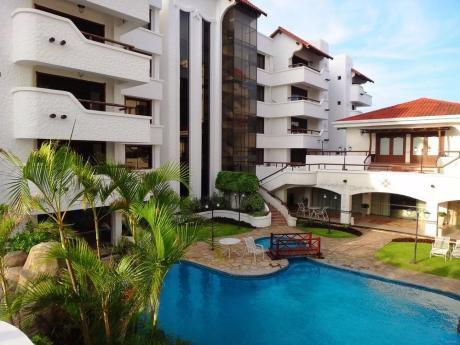 Hermoso Departamento De 1 Dormitorio En Alquiler En Hotel Casablanca