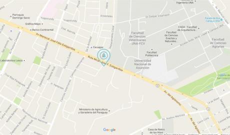 Terrenos En Asunción