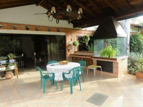 Vendo Espectacular Residencia En Luque! Zona Rakiura!