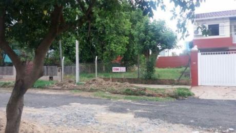 Vendo Terreno En Asunción Z/ Goethe 455 Mt2