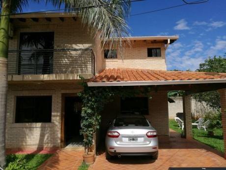 Vendo Casa A Precio De Duplex En Barrio Cerrado - Luque